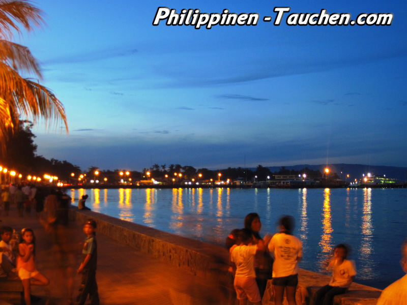 Rizal Boulevard Dumaguete - Visayas