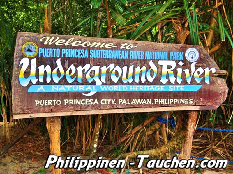 Palawan - Puerto Princesa - Underground River