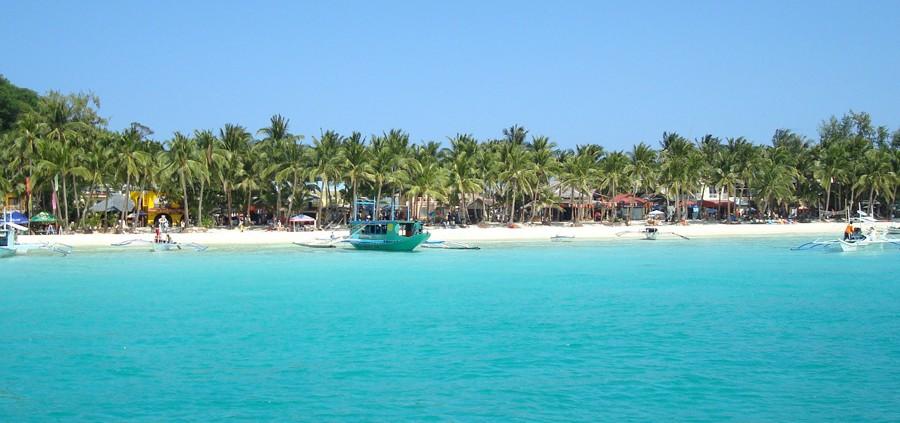 Tauchen in Boracay