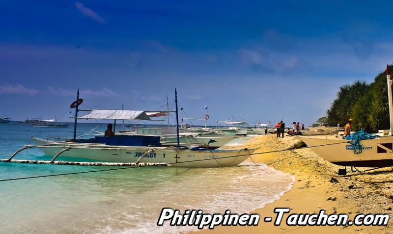 Balicasag vor Bohol