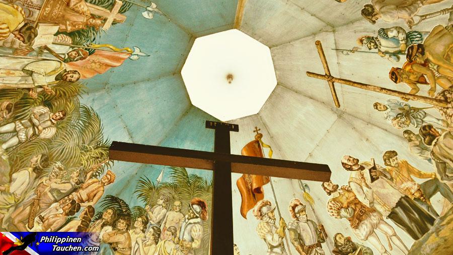 Cebu Maggelan Kreuz