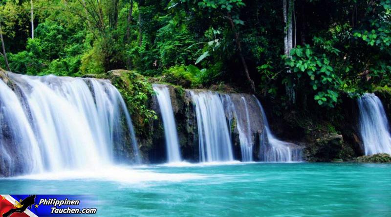 Siquijor Wasserfall