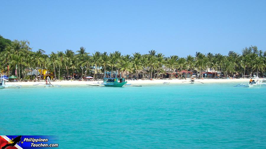 Tauchen auf Boracay